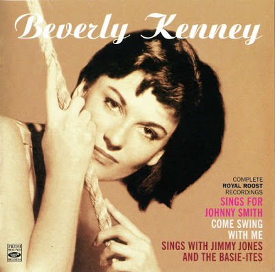 BEVERLY KENNEY - Complete Royal Roost Recordings cover
