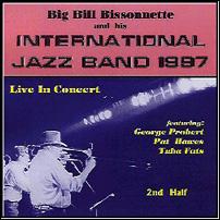 BIG BILL BISSONNETTE - Live In Concert - 2nd Half cover