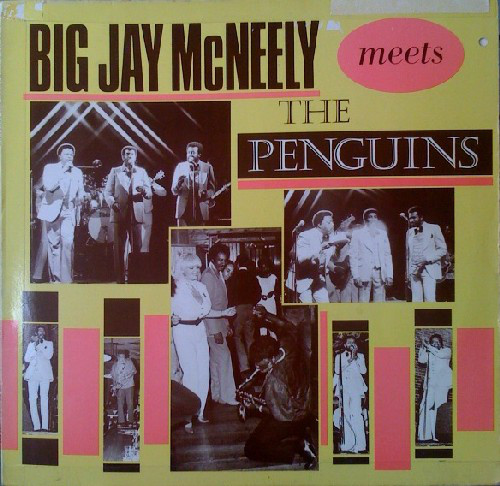 BIG JAY MCNEELY - Big Jay McNeely Meets The Penguins cover