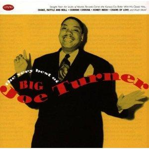 BIG JOE TURNER - The Very Best of cover
