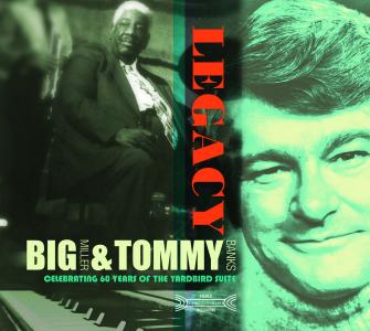 BIG MILLER - Legacy cover