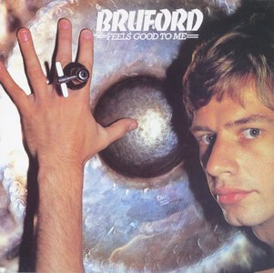 BILL BRUFORD - Feels Good To Me cover