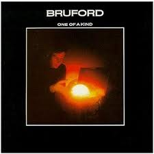 BILL BRUFORD - One Of A Kind cover