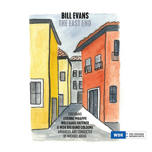 BILL EVANS (SAX) - East End cover