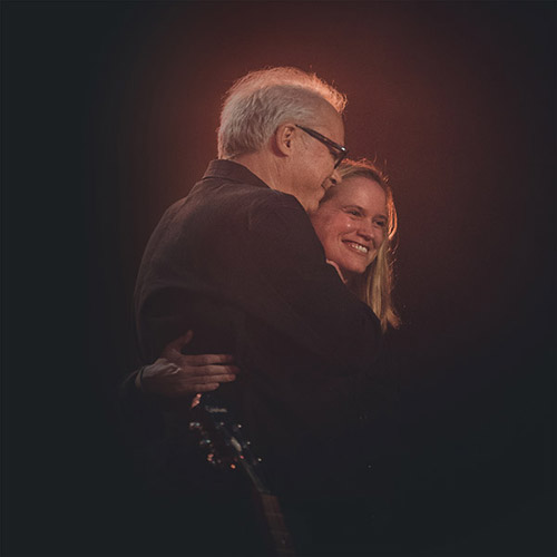 BILL FRISELL - Chantal Acda & Bill Frisell ‎: Live At Jazz Middelheim cover