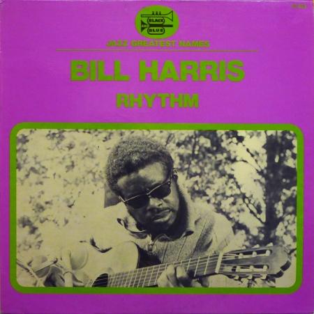 BILL HARRIS (GUITAR) - Rhythm cover