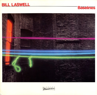 BILL LASWELL - Baselines cover