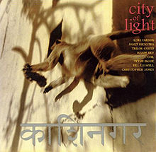 BILL LASWELL - City of Light cover