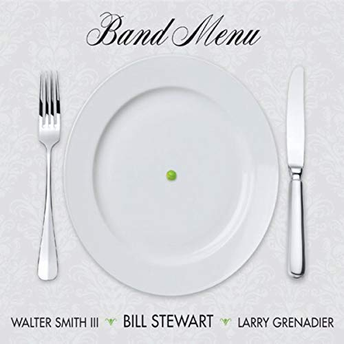 BILL STEWART - Band Menu cover