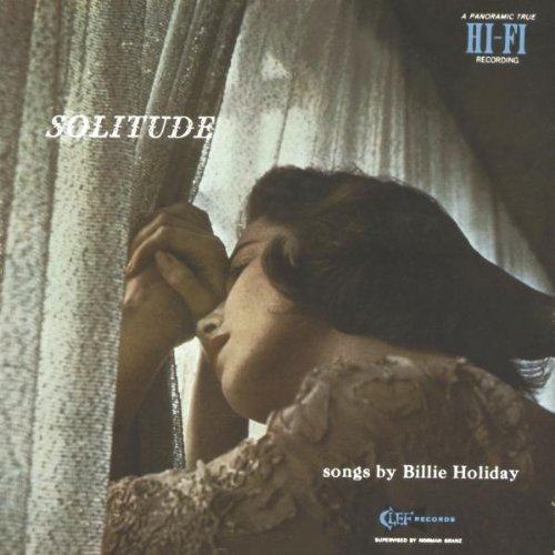 BILLIE HOLIDAY - Solitude: Billie Holiday Story, Vol. 2 cover