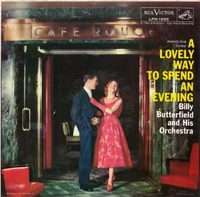 BILLY BUTTERFIELD - A Lovely Way to Spend an Evening cover