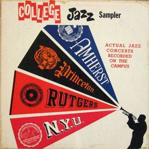 BILLY BUTTERFIELD - College Jazz Sampler cover