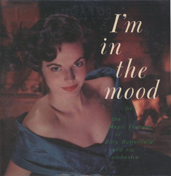 BILLY BUTTERFIELD - I'm In The Mood cover