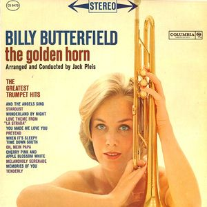 BILLY BUTTERFIELD - The Golden Horn cover