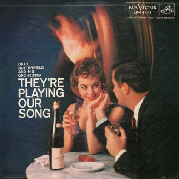 BILLY BUTTERFIELD - They're Playing Our Song cover