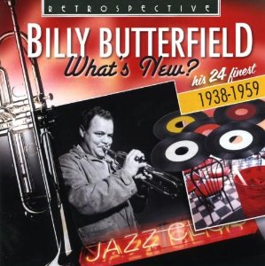 BILLY BUTTERFIELD - What's New? cover