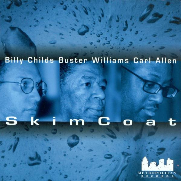 BILLY CHILDS - Skim Coat cover