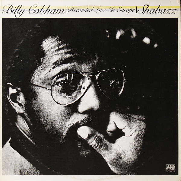 BILLY COBHAM - Shabazz cover