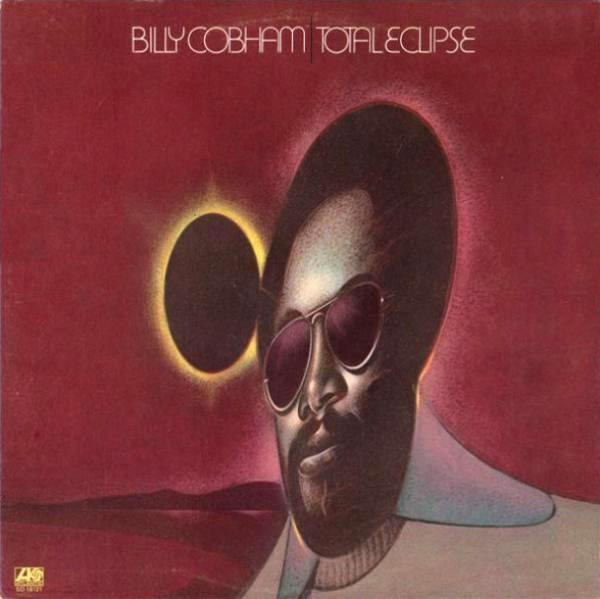 BILLY COBHAM - Total Eclipse cover