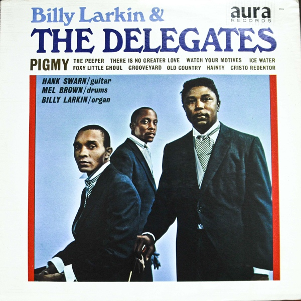 Billy Larkin The Delegates Hole In The Wall