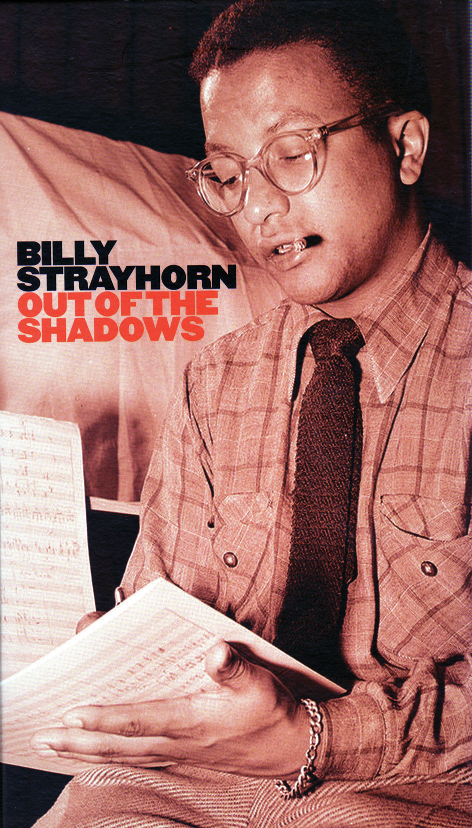 BILLY STRAYHORN - Out Of The Shadows cover
