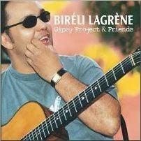 BIRÉLI LAGRÈNE - Gipsy Project & Friends cover