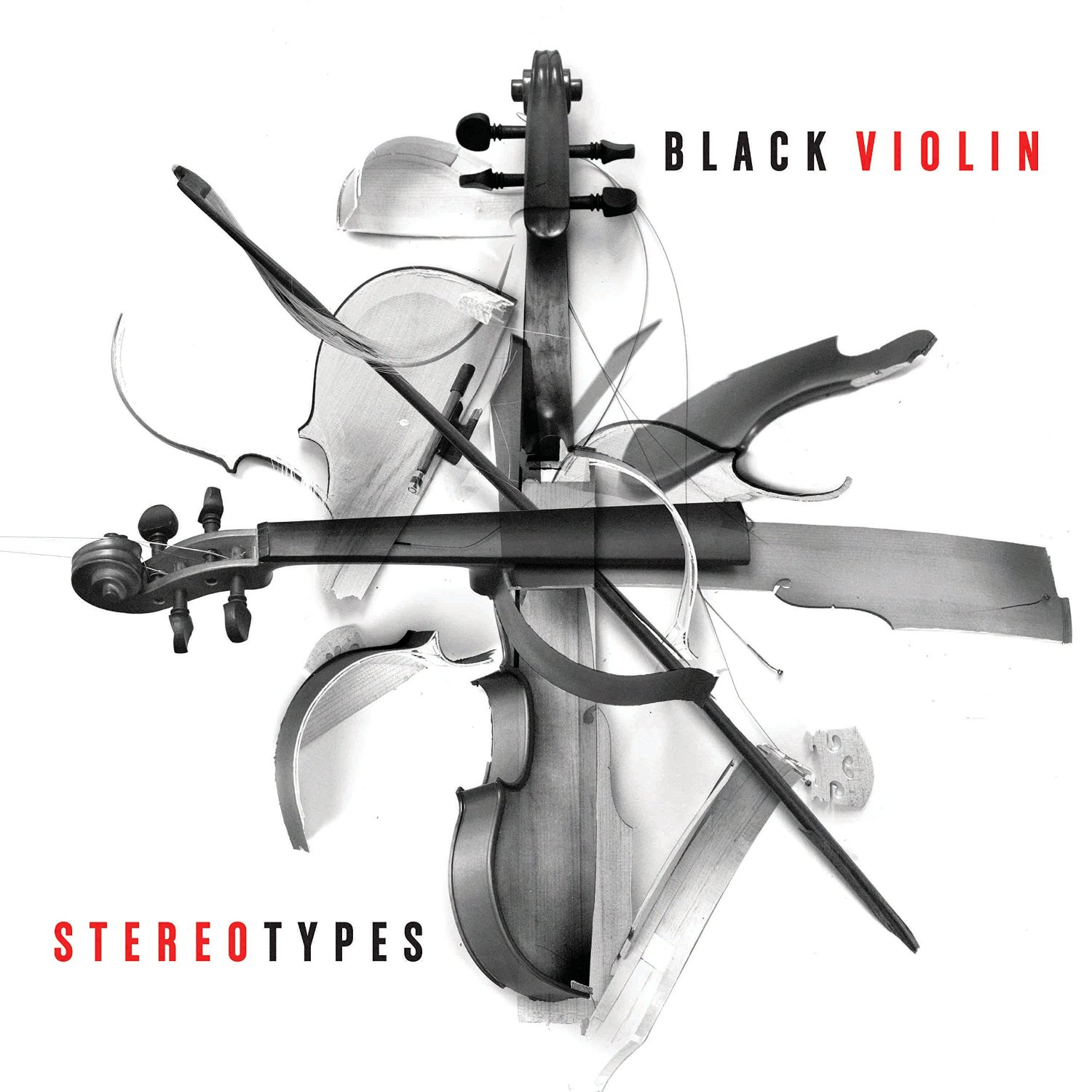 BLACK VIOLIN - Stereotypes cover