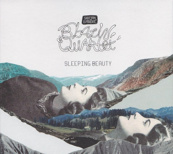 BLAZIN' QUARTET - Sleeping Beauty cover
