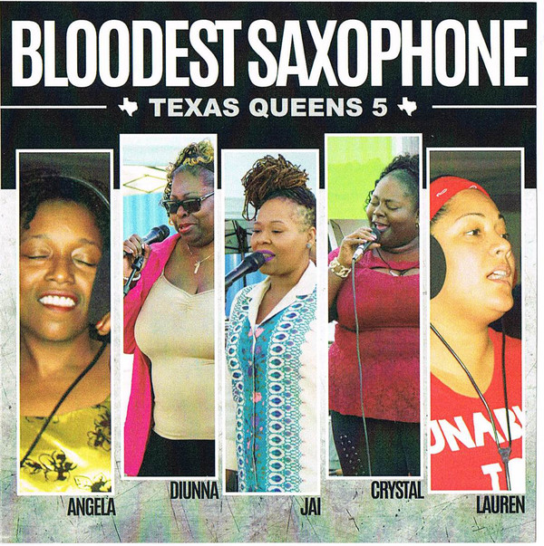 BLOODEST SAXOPHONE - Texas Queens 5 cover