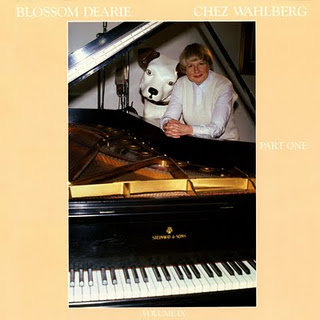 BLOSSOM DEARIE - Chez Wahlberg: Part One cover
