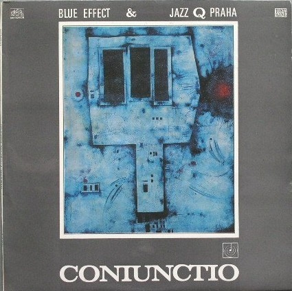 BLUE EFFECT - Conjunctio cover