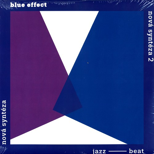 BLUE EFFECT - Nova Synteza -2 cover
