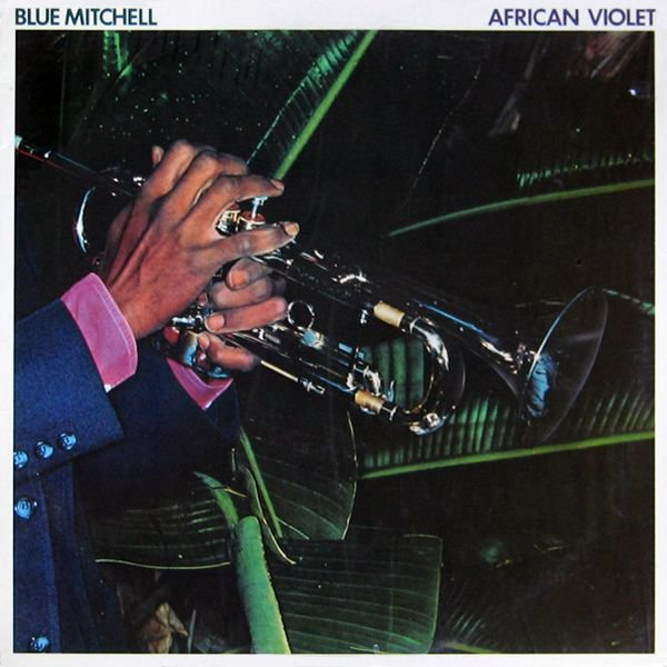 BLUE MITCHELL - African Violet cover