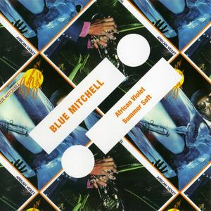 BLUE MITCHELL - African Violet / Summer Soft cover