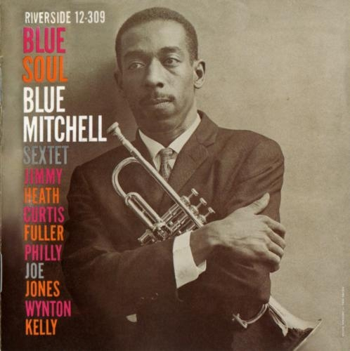 BLUE MITCHELL - Blue Soul cover