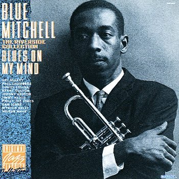BLUE MITCHELL - Blues on My Mind cover