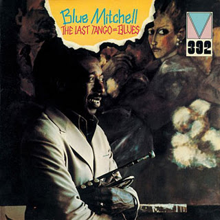 BLUE MITCHELL - The Last Tango=Blues cover