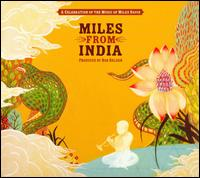 BOB BELDEN - Various Artists: Miles From India cover