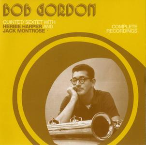 BOB GORDON (SAXOPHONE) - Complete Recordings cover