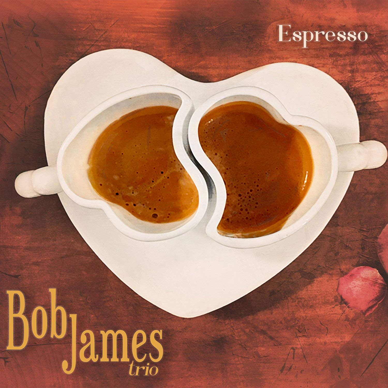 BOB JAMES - Espresso cover