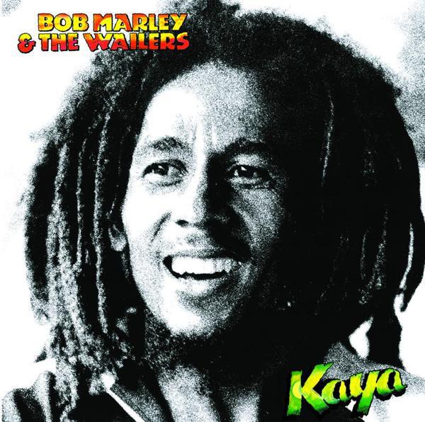 BOB MARLEY - Bob Marley & The Wailers : Kaya cover