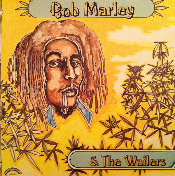 BOB MARLEY - Bob Marley & The Wailers cover