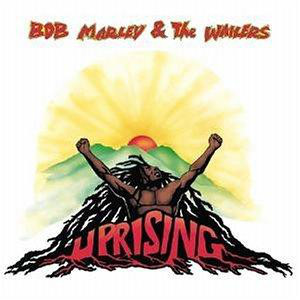BOB MARLEY - Bob Marley & The Wailers : Uprising cover