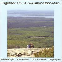 BOB MCHUGH - Together on a Summer Afternoon cover