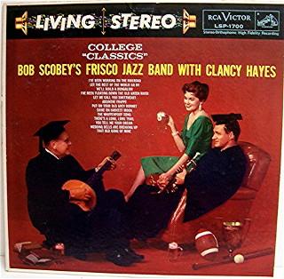 BOB SCOBEY - College Classics cover