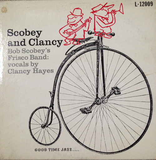BOB SCOBEY - Scobey and Clancy cover