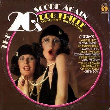 BOB THIELE - The 20's Score Again cover