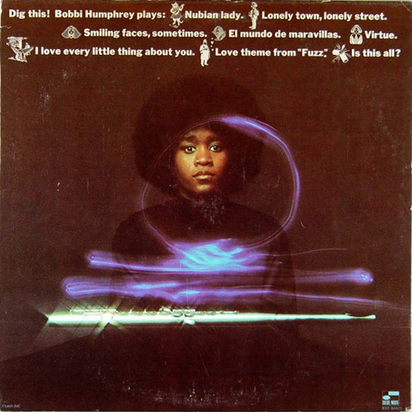 BOBBI HUMPHREY - Dig This! cover
