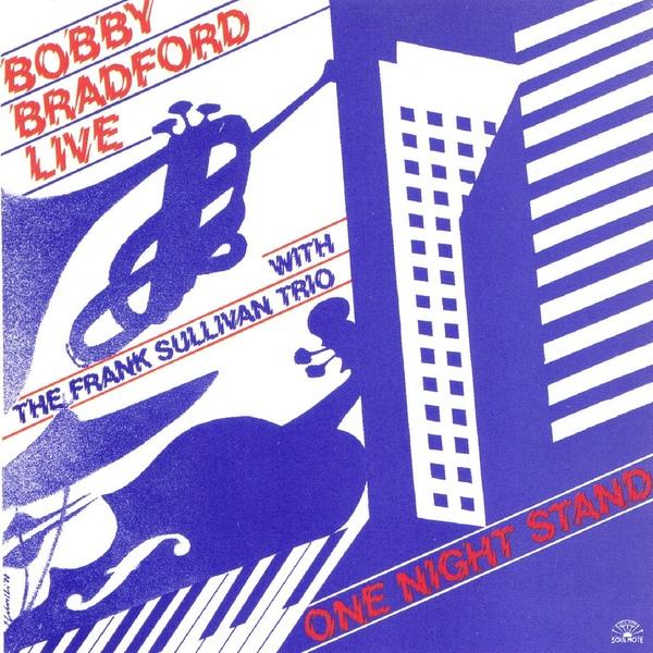 BOBBY BRADFORD - One Night Stand cover