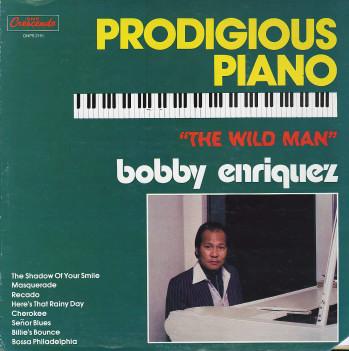 BOBBY ENRIQUEZ - Prodigious Piano cover